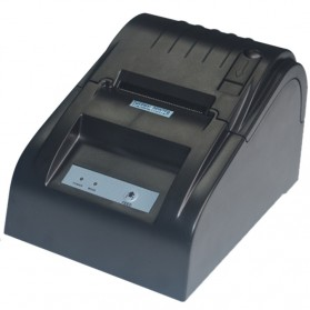 Laptop / Notebook - Zjiang POS Thermal Receipt Printer 58mm - ZJ-5890T - Black