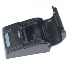 Zjiang POS Thermal Receipt Printer 58mm - ZJ-5890T - Black - 3