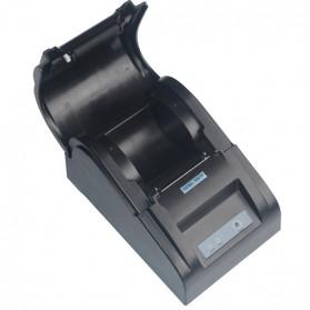 Zjiang POS Thermal Receipt Printer 58mm - ZJ-5890T - Black - 4