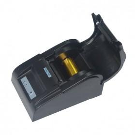 Zjiang POS Thermal Receipt Printer 58mm - ZJ-5890T - Black - 5