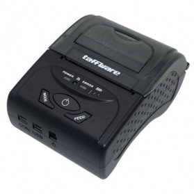 Zjiang Mini Portable Bluetooth Thermal Receipt Printer - 5807 - Black
