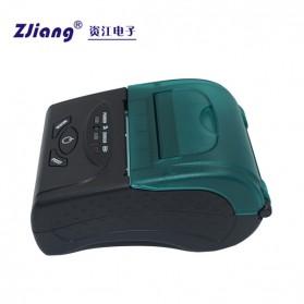 Zjiang Mini Portable Bluetooth Thermal Receipt Printer - 5807 - Black - 5
