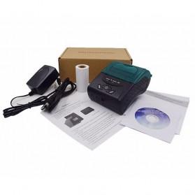 Zjiang Mini Portable Bluetooth Thermal Receipt Printer - 5807 - Black - 11