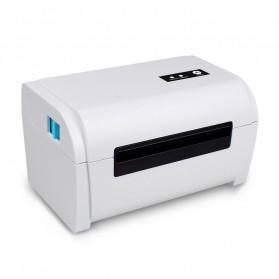 Zjiang POS Thermal Receipt Label Printer 110mm - ZJ-9200 - White - 2