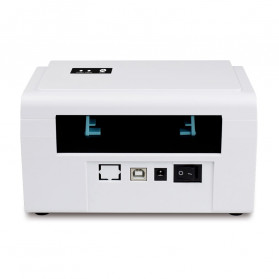 Zjiang POS Thermal Receipt Label Printer 110mm - ZJ-9200 - White - 3
