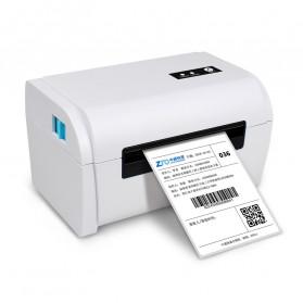 Zjiang POS Thermal Receipt Label Printer 110mm - ZJ-9200 - White - 5