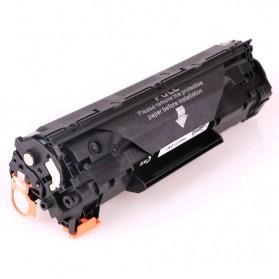 Replacement Printer Toner Cartridge HP 88A CC388E Black Face - Black