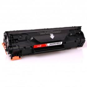 Jual Tinta Printer - Replacement Printer Toner Cartridge HP 283A 283E Black Face - Black