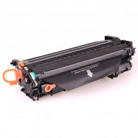 Replacement Printer Toner Cartridge HP 80A 280E Black Face - Black