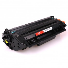 Replacement Printer Toner Cartridge HP 05A 505E Black Face - Black