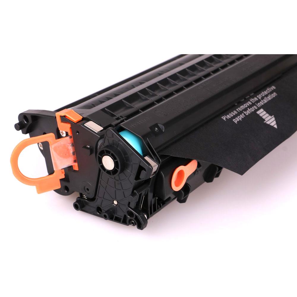 Replacement Printer Toner Cartridge HP 05A 505E Black Face