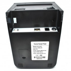 Printer POS Thermal Receipt Printer 80mm - 8320-II - Black - 6