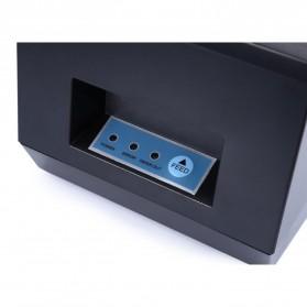 Printer POS Thermal Receipt Printer 80mm - 8250-II - Black - 6
