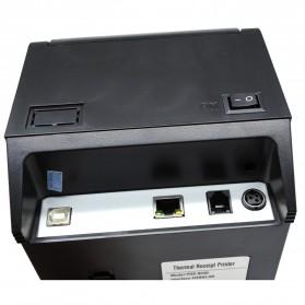 Printer POS Thermal Receipt Printer 80mm - 8250-II - Black - 8