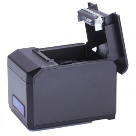 Thermal Receipt Printer with WiFi / LAN / USB Port - HS-E81ULW - Black - 2