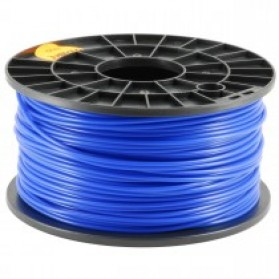 PLA 3.0mm Transparent 3D Printer Filaments - Blue