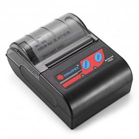 GOOJPRT POS Bluetooth Thermal Receipt Printer 58mm - MTP-II - Black - 3