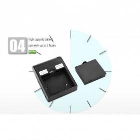GOOJPRT POS Bluetooth Thermal Receipt Printer 58mm - MTP-II - Black - 8