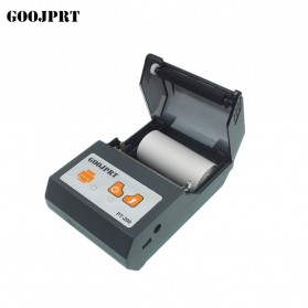 GOOJPRT POS Bluetooth Thermal Receipt Printer 58mm - JP-PT200 - Black - 4