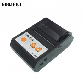 GOOJPRT POS Bluetooth Thermal Receipt Printer 58mm - JP-PT200 - Black - 5