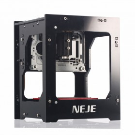 Laptop / Notebook - NEJE Laser Engraver Printer 1500mW - DK-8-KZ - Black