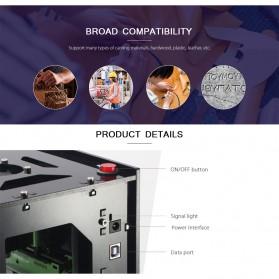 NEJE Laser Engraver Printer 1500mW - DK-8-KZ - Black - 2