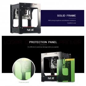 NEJE Laser Engraver Printer 1500mW - DK-8-KZ - Black - 5