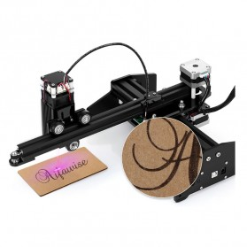 Laptop / Notebook - Master 2 Printer 3D Ukir Kayu Laser Engraving Machine Kit 3500mW - Black