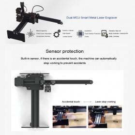 Master 2 Printer 3D Ukir Kayu Laser Engraving Machine Kit 3500mW - Black - 5