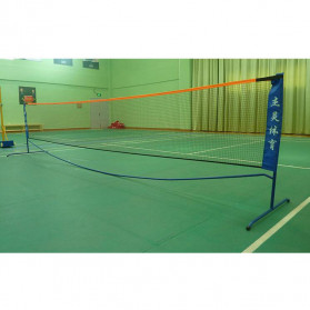 Net Badminton Portable Folding Rack 5.1 Meter