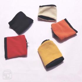 Tas Pergelangan Tangan Olahraga Sport Wrist Wallet Armband Bag - WKX00021 - Black - 7