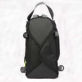 Tankbag Tas Motor Magnetic Hybrid dengan Holder Smartphone - 54648 - Black - 6