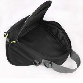 Tankbag Tas Motor Magnetic Hybrid dengan Holder Smartphone - 54648 - Black - 9