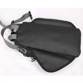 Tankbag Tas Motor Magnetic Hybrid dengan Holder Smartphone - 54648 - Black - 10