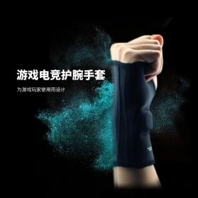 Exco Sarung Tangan Professional Gaming Ergonomic Glove - MSP-018 - Black - 3