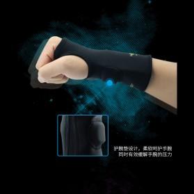 Exco Sarung Tangan Professional Gaming Ergonomic Glove - MSP-018 - Black - 4