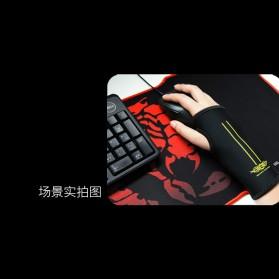Exco Sarung Tangan Professional Gaming Ergonomic Glove - MSP-018 - Black - 6