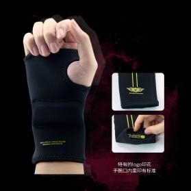 Exco Sarung Tangan Professional Gaming Ergonomic Glove - MSP-018 - Black - 7