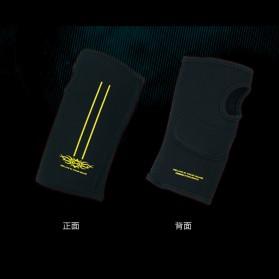 Exco Sarung Tangan Professional Gaming Ergonomic Glove - MSP-018 - Black - 8