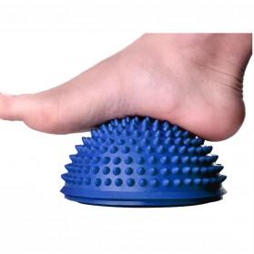Hewolf Bola Yoga Stability Cushion Acupressure Gym Ball 16 cm - JJ-40 - Blue