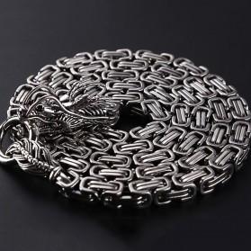 Silfer Rantai Self Defense Weapon Martial Arts Hand Bracelet - xl017 - Silver