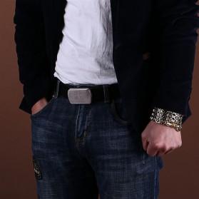 Silfer Rantai Self Defense Weapon Martial Arts Hand Bracelet - xl017 - Silver - 7