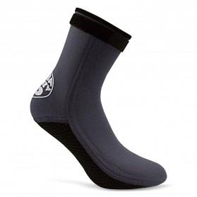 Scuba Donkey Kaos Kaki Selam Scuba Diving Socks Size XL - 214SP - Gray - 5