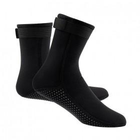 Scuba Donkey Kaos Kaki Selam Scuba Diving Socks Size M - 214SP - Gray
