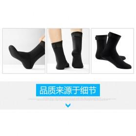 Scuba Donkey Kaos Kaki Selam Scuba Diving Socks Size L - 214SP - Gray - 7