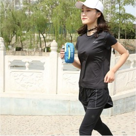 CLEVER BEES Tas Holder Botol Minum Olahraga Running Armbag - L76 - Gray - 5