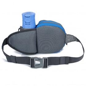 NOBLELION Tas Pinggang Holder Botol Minum Sporty Waist Bag - L31 - Blue - 2