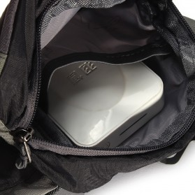 NOBLELION Tas Pinggang Holder Botol Minum Sporty Waist Bag - L31 - Blue - 3