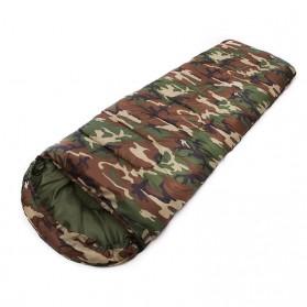 Kantung Alas Tidur Camping Sleeping Bag - BW2505203 - Camouflage