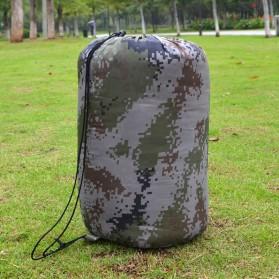 Kantung Alas Tidur Camping Sleeping Bag - BW2505203 - Camouflage - 4